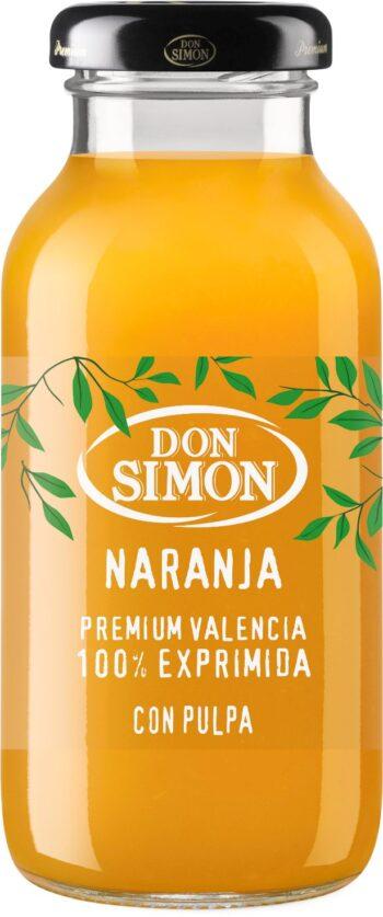 Don Simon 100% выжатый апельсиновый сок 20cl