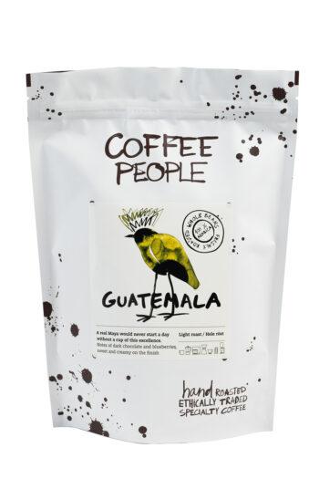 Coffee People Kohviuba Guatemala Hele Röst 500g