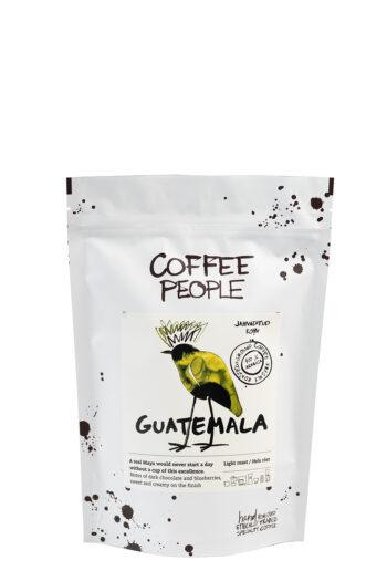 Coffee People Jahvatatud Guatemala Hele Röst 250g