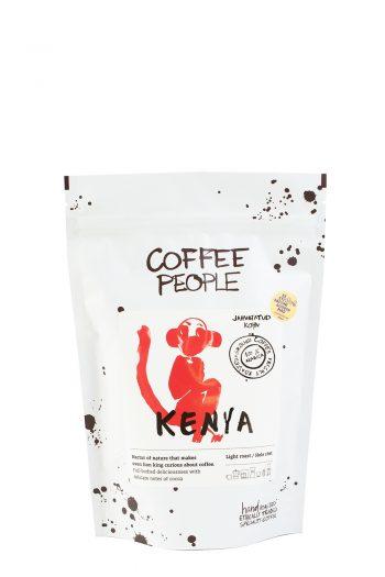Coffee People Jahvatatud Kenya Hele Röst 250g