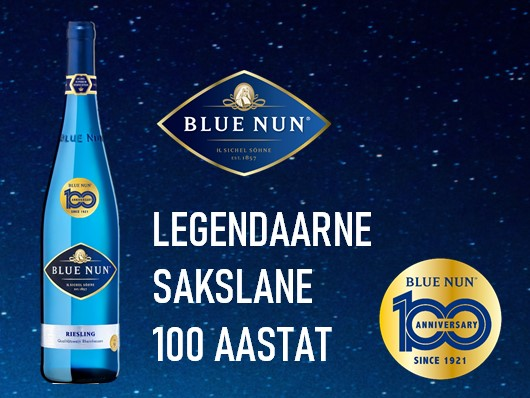 Blue NUN 100