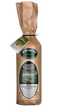 Frantoio Extra Virgin oliiviõli