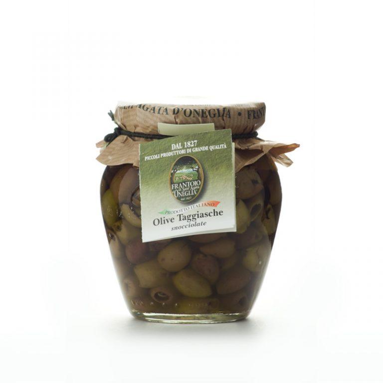 Frantoio Taggiasca oliivid soolvees