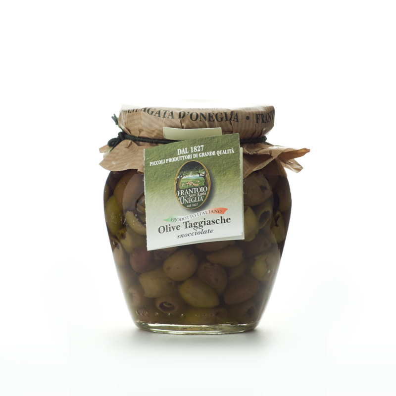 Frantoitaggiasca oliivid soolvees