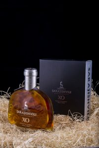 Sarajishvili XO Brandy 70cl giftbox
