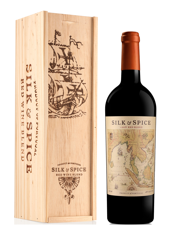 vein ja puidust kinkekarp