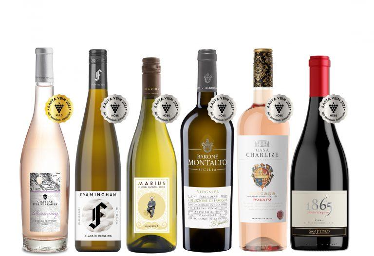 "Veinikast ""Aasta vein 2021"""