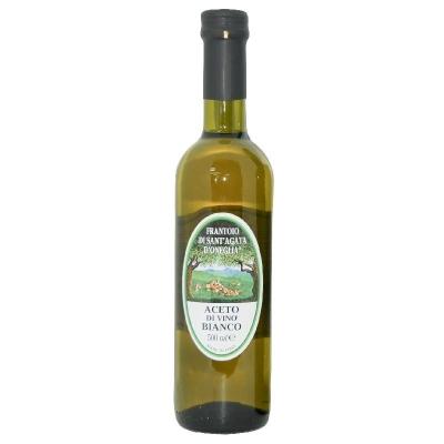 Frantoio valge veiniäädikas